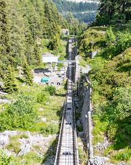 Emosson Funicular Chatelard 09 July 2018 (74) (BaggieWeave) Tags: switzerland emossontouristtrain funicular chatelard montblanc finhaut cantonofvalais ch