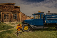 1927 Dodge Graham Flatbed--DSC08619--Bodie, Mono County, CA (Lance & Cromwell back from a Road Trip) Tags: bodieghosttown bodie ghosttown roadtrip 2018 monocounty california highway395 travel sony sonyalpha