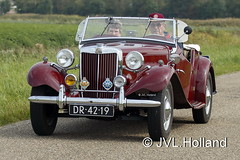 MG (1951)  NL  180822-172-C6 ©JVL.Holland (JVL.Holland John & Vera) Tags: mg 1951 nl friesland transport auto car oldtimer vervoer netherlands nederland holland europe canon jvlholland
