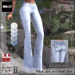 Josie jeans light hud (Dalriada Delwood (MOoH!)) Tags: mooh sale discount group sl