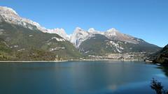 Lake Molveno (ab.130722jvkz) Tags: italy trentino alps rhaethianalps brentadolomites mountains lakes autumn