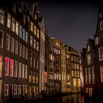 Amsterdam at night thumbnail