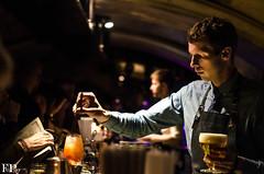 Bar (sealinshell) Tags: barman bar evening reportage coctail