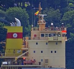 Rodopi - IMO 9498274 (J. Trempe 3,660 K hits - Merci-Thanks) Tags: stefoy quebec canada ship navire fleuve rive stlaurent stlawrence transportation vraquier bulker rodopi