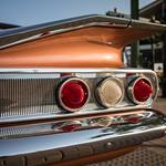1960 Chevrolet Impala Fin and Tail Lamp detail thumbnail