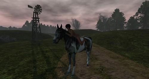 Horseback Lane