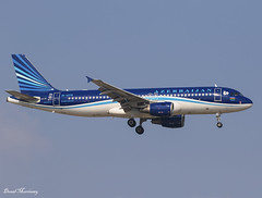 Azerbaijan Airlines A320-200 4K-AZ79 (birrlad) Tags: antalya ayt international airport turkey aircraft aviation airplane airplanes airline airliner airlines airways arrival arriving approach finals landing runway airbus a320 a320200 a320214 4kaz79 azerbaijan j225 baku