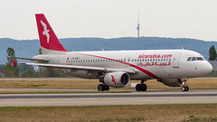 Airbus A320-214 CN-NMF Air Arabia Maroc (William Musculus) Tags: airport spotting basel mulhouse freiburg bsl mlh eap euroairport lfsb flughafen cnnmf air arabia maroc airbus a320214 mac 3o