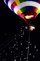 山口ゆめ花博ー夢のたねプロジェクト #2ーYamaguchi Yume Flower Expo - dream seed project #2 (kurumaebi) Tags: yamaguchi 阿知須 山口市 nikon d750 山口ゆめ花博 夢のたね 夜 night dreamseed 気球 balloon