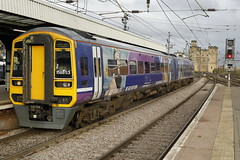158853 (Rob390029) Tags: northern rail class 158 158853 newcastle central railway station ncl