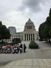Japan's National Diet building (carrieegibson) Tags: travel photography japan architecture tokyo