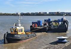 SWS Essex + SWS Breda + WF Pontoon (12) @ KGV Lock 18-10-18 (AJBC_1) Tags: london tug ©ajc dlrblog england unitedkingdom uk ship boat vessel northwoolwich eastlondon newham nikond3200 tugboat londonboroughofnewham royaldocks kgvlock kinggeorgevlock londonsroyaldocks docklands marineengineering swalshsonsltd swsbreda swsessex walsh blackfriarspier tflriver ajbc1 woolwichferrydockingpontoon ravesteinbv kgvdock riverthames gallionsreach kinggeorgevdock nikond5300 woolwichferryberthingpontoon intelligentdocklockingsystem idl automatedmagneticmooringsystem mampaeyoffshoreindustries