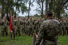 181013-A-PC761-1037 (416thTEC) Tags: 372nd 372ndenbde 397th 397thenbn 416th 416thtec 863rd 863rdenbn army armyreserve engineers fortsnelling hhc mgschanely minneapolis minnesota soldier usarmyreserve usarc battalion brigde command commander commanding historic