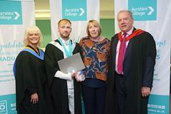 Ayr Graduation 2018 (Ayrshire College) Tags: ayrshire college ayr campus graduation 2018 town hall