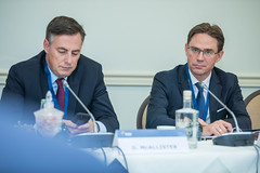 A23A8655 (More pictures and videos: connect@epp.eu) Tags: epp summit european people party brussels belgium october 2018 jyrki katainen vice president commission david mcallister