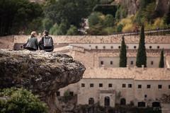 Que bonita es Cuenca¡¡¡ (molina09) Tags: molina nikon d800 cuenca patrimoniodelahumanidad worldheritage paradorturismo retrato gente cipreses