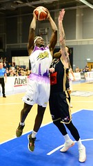 DSC_4565 (grahamhodges3) Tags: basketball londonlions glasgowrocks bbl emiratesarena glasgow