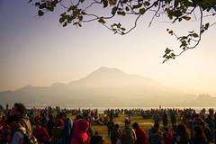 觀音山 (holst7) Tags: 淡水 觀音山 山 mountain sunset
