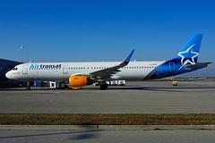 C-GTXV (Air Transat) (Steelhead 2010) Tags: airtransat airbus a321200 a321 yyz creg cgtxv