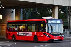 Abellio London ADL Enviro200 MMC 8898 SN17MTF (Bus Roundel Hong Kong) Tags: abellio london adl enviro200 mmc 8898 sn17mtf