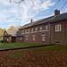 Bergen op Zoom - Pastorie  Heilig Hart van Jezuskerk