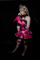 Shooting Love Live Little Devil - Eyaël - La Garde -2018-10-18- P1322629 (styeb) Tags: shoot shooting lagarde 2018 octobre 18 lovelive littledevil xml retouche modeleyael