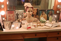 "Lucille Ball Makeup Table • <a style=""font-size:0.8em;"" href=""http://www.flickr.com/photos/28558260@N04/45722920511/"" target=""_blank"">View on Flickr</a>"