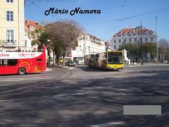 CCFL 4604 Mercedes-Benz Citaro G 96 - GL - 82 Cais Sodré [ 1 ] (madafena1) Tags: ccfl 4604 mercedesbenz citaro g autocarro lisboa