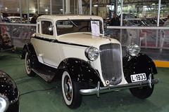 Plymouth RS Coupe - 1933 (pserigstad) Tags: stavanger rogaland norge norway nikon nikond5300 d5300 tamron16300 tamron motorama2018