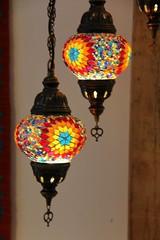 Lamps (David K. Edwards) Tags: lamp shade glass hanging light