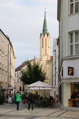 Passau: Evangelisch-Lutherische Pfarrkirche St. Matthäus (Helgoland01) Tags: passau niederbayern bayern deutschland germany dom church kirche