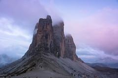 Tre cime di Lavaredo (fabriciodo) Tags: trecimedilavaredo dolomites sunrise