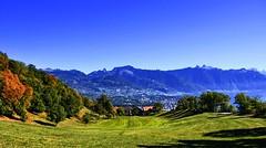 Riviera vaudoise (Diegojack) Tags: vaud suisse lavaux chardonne cremière paysages léman lac montagnes rochersdenaye dentdejaman vevey montreux d500 nikon nikonpassion groupenuagesetciel