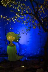Märchenwald (gerhardschorsch) Tags: zeiss za ilce7r a7r available availablelight 55mm fe55mm fe55mmf18za vollformat f18 festbrennweite baum laub herbst märchen wald märchenwald sony blau 3d