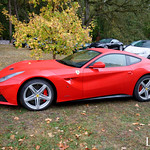 20181007 - Ferrari F12 - N(2046) - CARS AND COFFEE CENTRE - Domaine de la Tortiniere thumbnail