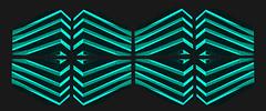 Seeing double (samuel.t18) Tags: double archietecture samuelt18 nikon d3200 edit photoshop color colour blue geometric shape refelction art illusion