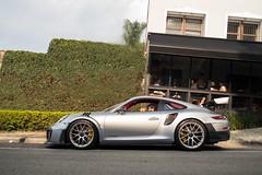 GT2 RS! (Andre.Siloto) Tags: porsche 911 991 9912 mkii mk2 mk 2 ii mark markii mark2 gt2rs gt2 rs weissach silver prata ctbaexotics nikon d3200 d 3200 exotic car ctba curitiba cwb paraná pr brasil brazil bra br