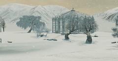Eternal snow WIP4 (Monica_ML) Tags: secondlife sl winter snow eternal wip