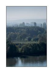 Bord de Seine (SiouXie's) Tags: couleur color fujixe2 fujifilm fuji 55200 siouxies duclair seine river rivière nature paysage landscape brume