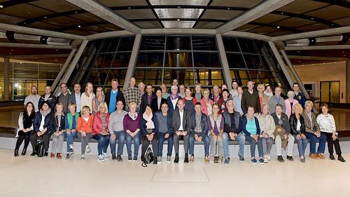 Im Oktober habe ich eine Gruppe von politisch Interessierten aus Oldenburg und dem Ammerland in Berlin begrüßt.