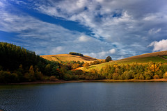 Its going to be the coldest day for 6 months! (Missy Jussy) Tags: ogden ogdenreservoir reservoir water sunlight shadows clouds sky trees horizon fields woodland forest outdoor outside countryside walkinglandscape landscape lancashire autumn seasonal october 2018 canon 50mm ef50mmf18ll ef50mm canon50mm fantastic50mm canoneos5dmarkii canon5d canon5dmarkll 5d