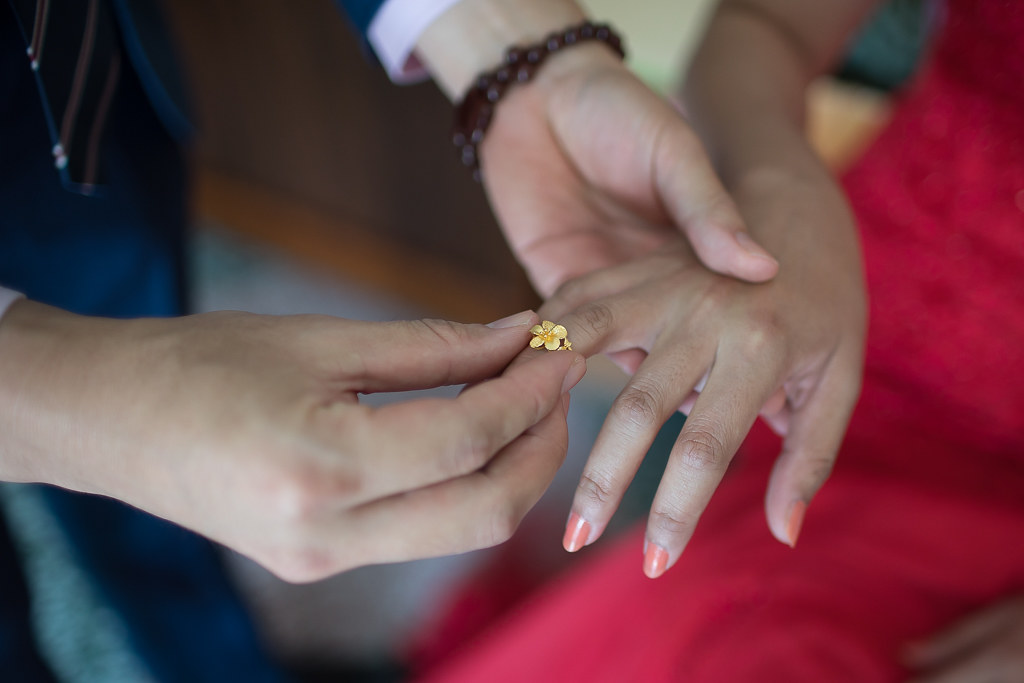 [高雄婚攝]郁方&友昇-文訂儀式-六禮、十二禮擺飾-訂婚-婚禮紀錄-紅包-金飾-聘禮-添妝-歡樂婚禮