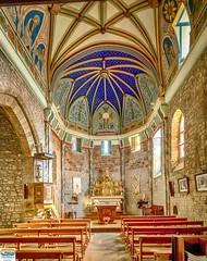 Eglise de Montory (64) (https://pays-basque-et-bearn.pagexl.com/) Tags: 64 aquitaine colinebuch france lasoule montory paysbasque eglise pyrénéesatlantiques