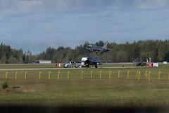 FA-123 FA-130 DSC_9969 (sauliusjulius) Tags: fa130 sabca f16a f16 6h130 44f1a0 890008 fa123 6h123 44f183 890001 baf belgian air force bap baltic policing quick reaction alert qra lithuania siauliai eysa