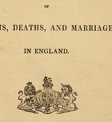 This image is taken from Annual report of the Registrar-General of births, deaths and marriages in England, v.12 (Medical Heritage Library, Inc.) Tags: mortality vital statistics genealogy columbialongmhl medicalheritagelibrary columbiauniversitylibraries americana date1837 idannualreportofre12grea