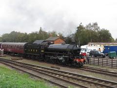 IMG_2141 (JIsaac92) Tags: greatcentralrailway gcr autumn steam gala 70 years 1948 locomotive exchange trials b1 1264 1251 oliver bury