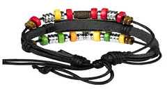 Cool Leather Bracelet For Men (mywowstuff) Tags: gifts gadgets cool family friends funny shopping men women kids home