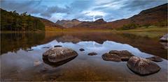Blea Tarn Morning (Phil Durkin) Tags: bleatarn hodgeclosequarry lakedistrict lakedistrictnationalpark winter lakes sunrise