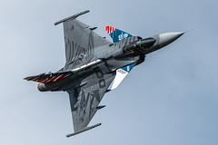 850_5431.jpg (gardhaha) Tags: 2018 jas39cgripen czechairforce kleinebrogelairbase saab 9234 ebbl belgianairforcedays vliegbasiskleinebrogel 211thtacticalsquadron