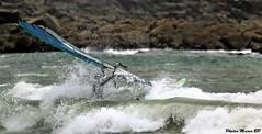 Photos Marco BP (1) (marcbihanpoudec) Tags: plancheàvoile porspoder vent presquiledesaintlaurent vagues